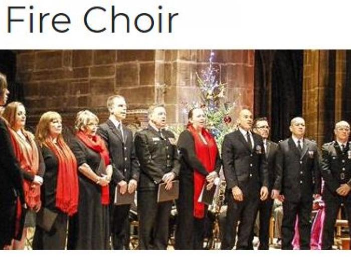 Cheshire Fire Choir