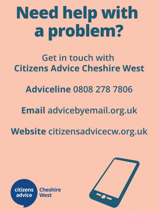 Citizens advice contact details