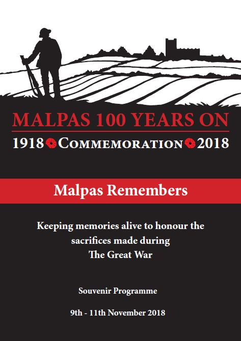 Commemorative Booklet cover