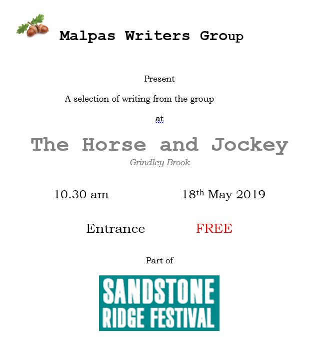 Malpas Writers Group