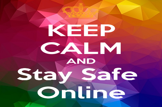 Stay safe on Line