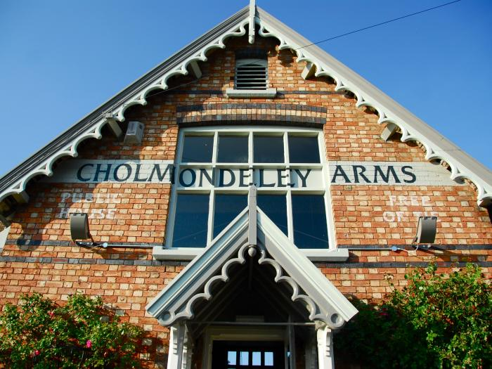 Image: 1 The Cholmondeley Arms