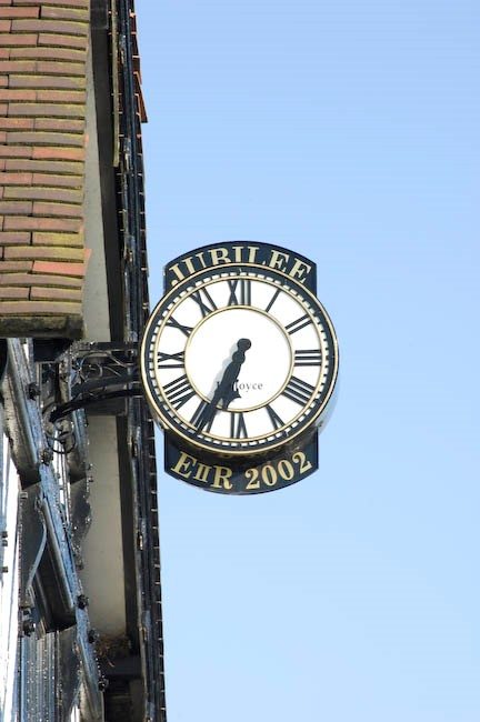 The Millenium Clock