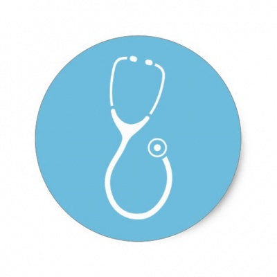 white_stethoscope_logo_on_blue_doctor_er_sticker-r4eb533df030c4a70b5d1bf979b0a022d_v9waf_8byvr_512